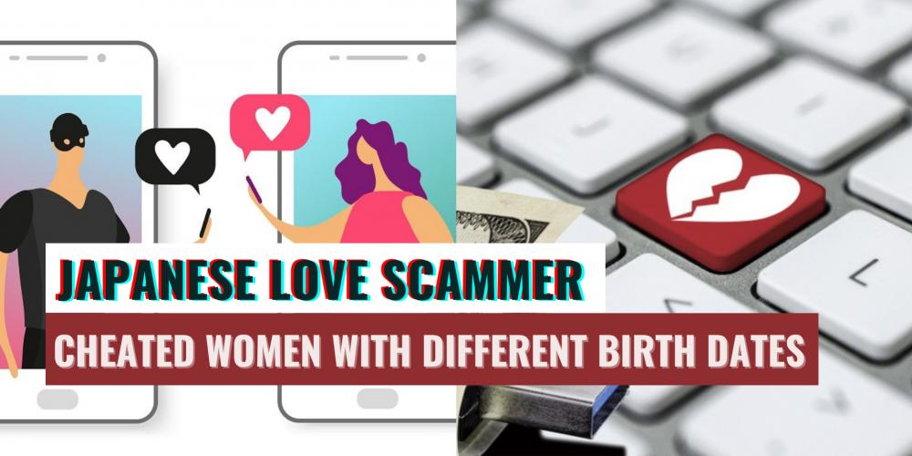 Scammer love Oil rig