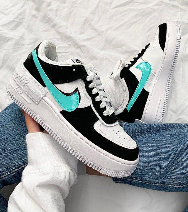Fashion】Here's How To Customise Your Own Nike's Air Force 1 And ...
